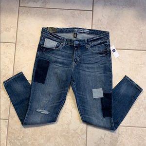Gap skinny jeans 12/31 R